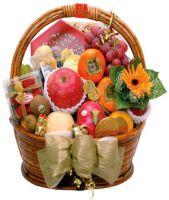 Fancy Fruit Basket G