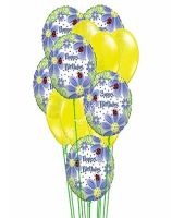Birthday Brights Balloons