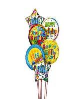 Birthday Bonanza Balloons