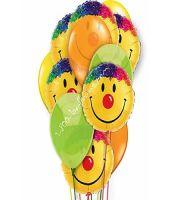 Smiles Miles Wide Balloons
