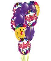 Congratulations And Smiles Balloons