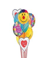 Smiles Love Thinking Of You Balloons
