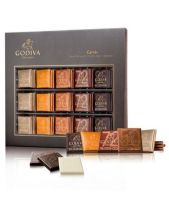 Godiva Carre Full Range Chocolates
