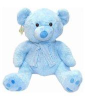 Medium Blue Teddy Bear