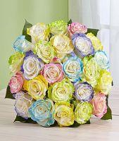 Pastel Airbrush Roses