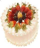 Mixed Fruit Cake
