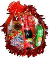 Joyful Gourmet Gift Basket (Small)