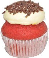 Red Velvet Cream Cheese Cupcakes (1 Dozen)