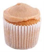 Vanilla Caramel Cupcakes (1 Dozen)