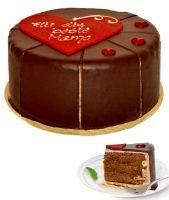 """Sacher Cake """"Für die beste Mama"""""""