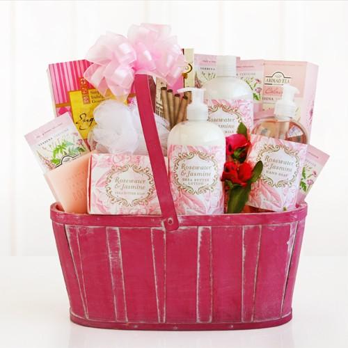 Valentine Rosewater & Jasmine Spa