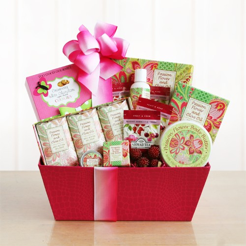 Passion Flower Spa Gift