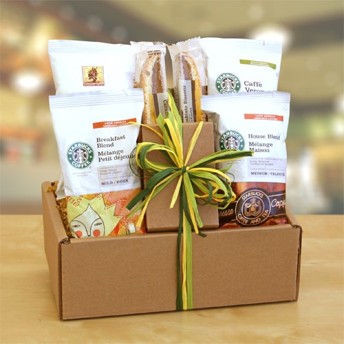 Starbucks Sampler
