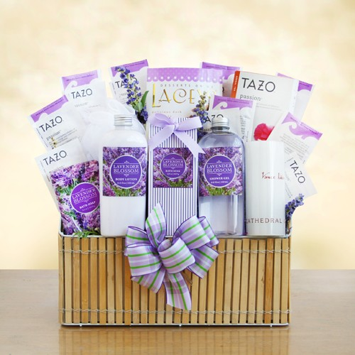 Fields of Lavender Spa for Mom