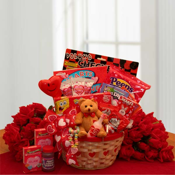 valentines day gift basket delivery to usa | send valentines day, Ideas