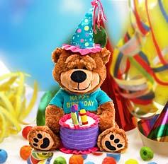 Brownie The Happy Birthday Bear 15
