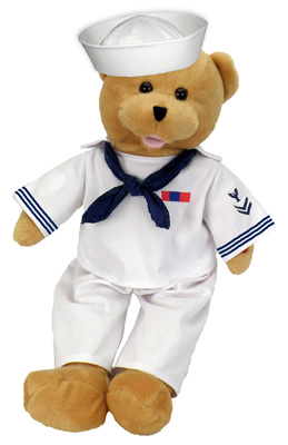 American Hero Navy Bear