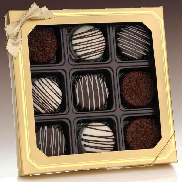 Classic Chocolate Dipped Oreo® Cookies  Gift Box