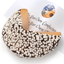 Christmas Gift Box of 4 Chocolate Caramel Petite Apples