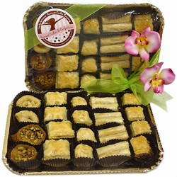 Spring Baklava Assortment