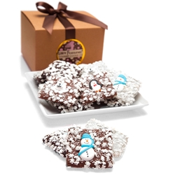 Winter Half Grahams Gift Box