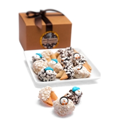 Winter Fortune Cookie Gift Box