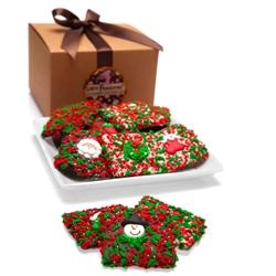 Christmas Half Grahams Gift Box