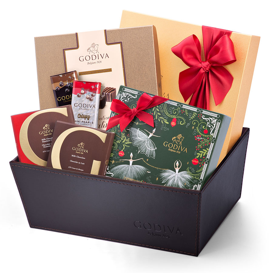 Godiva Prestigious Holiday Gift Hamper
