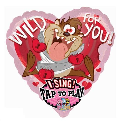 Looney Tunes Taz SingaTune Balloon