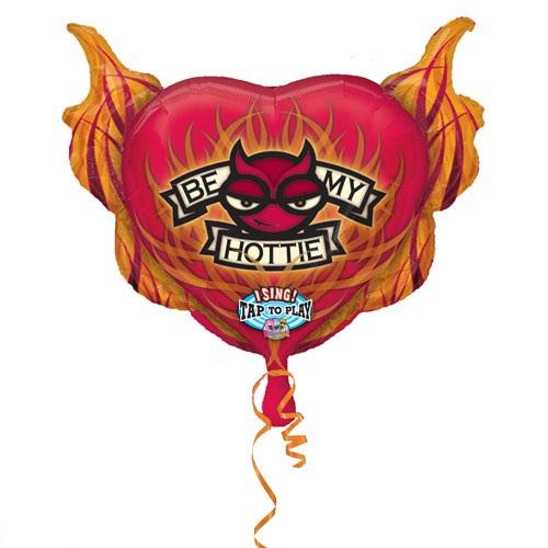 Be My Hottie SingaTune Balloon