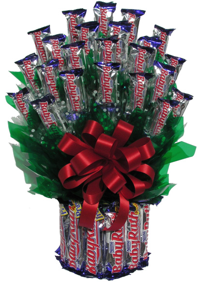 All Baby Ruth  Bouquet