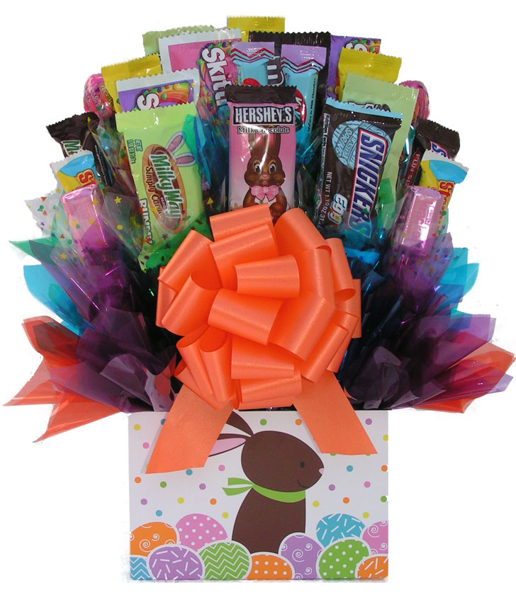 Cadbury Caramel Easter Bouquet