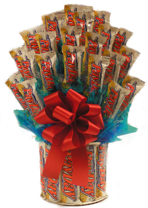 Nutter Butter Cookie Bouquet