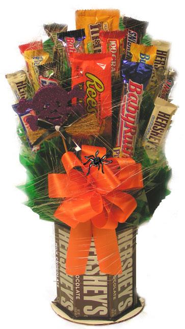 Halloween Spooky Box Bouquet