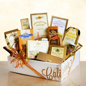 California Artisanal Gourmet Crate