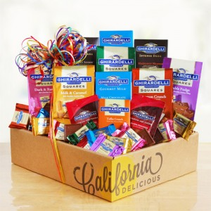 Rainbow of Ghirardelli Collection