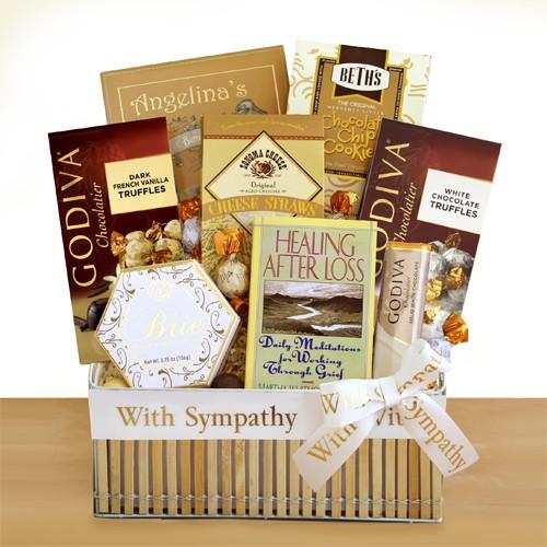Healing & Hope Sympathy Basket