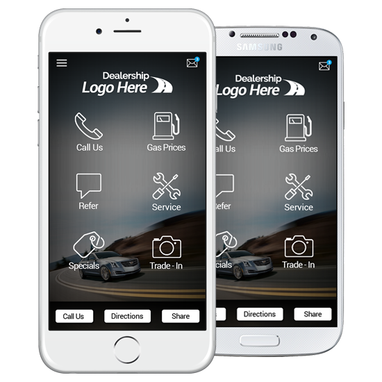 Dealership Referral Program Smartphone Application