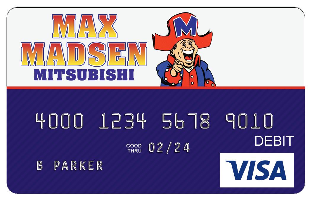 Max Madsen Visa