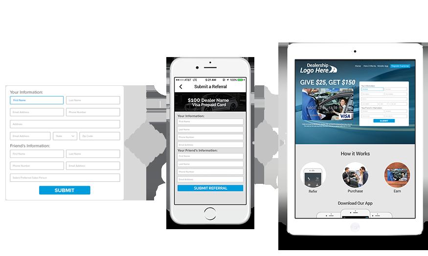 Auto Dealership Referral Program