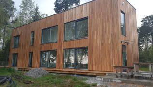 Current project Stadsberga