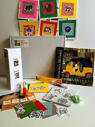 IMC's Treasure Box Sept Book Pick