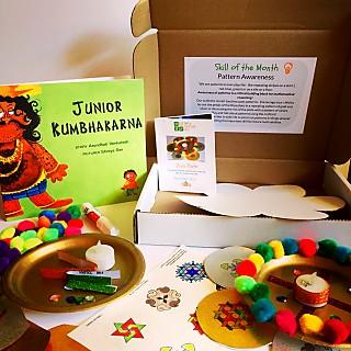IMC's Treasure Box November Diwali