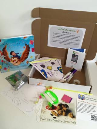 IMC's Treasure Box January Banyan Box