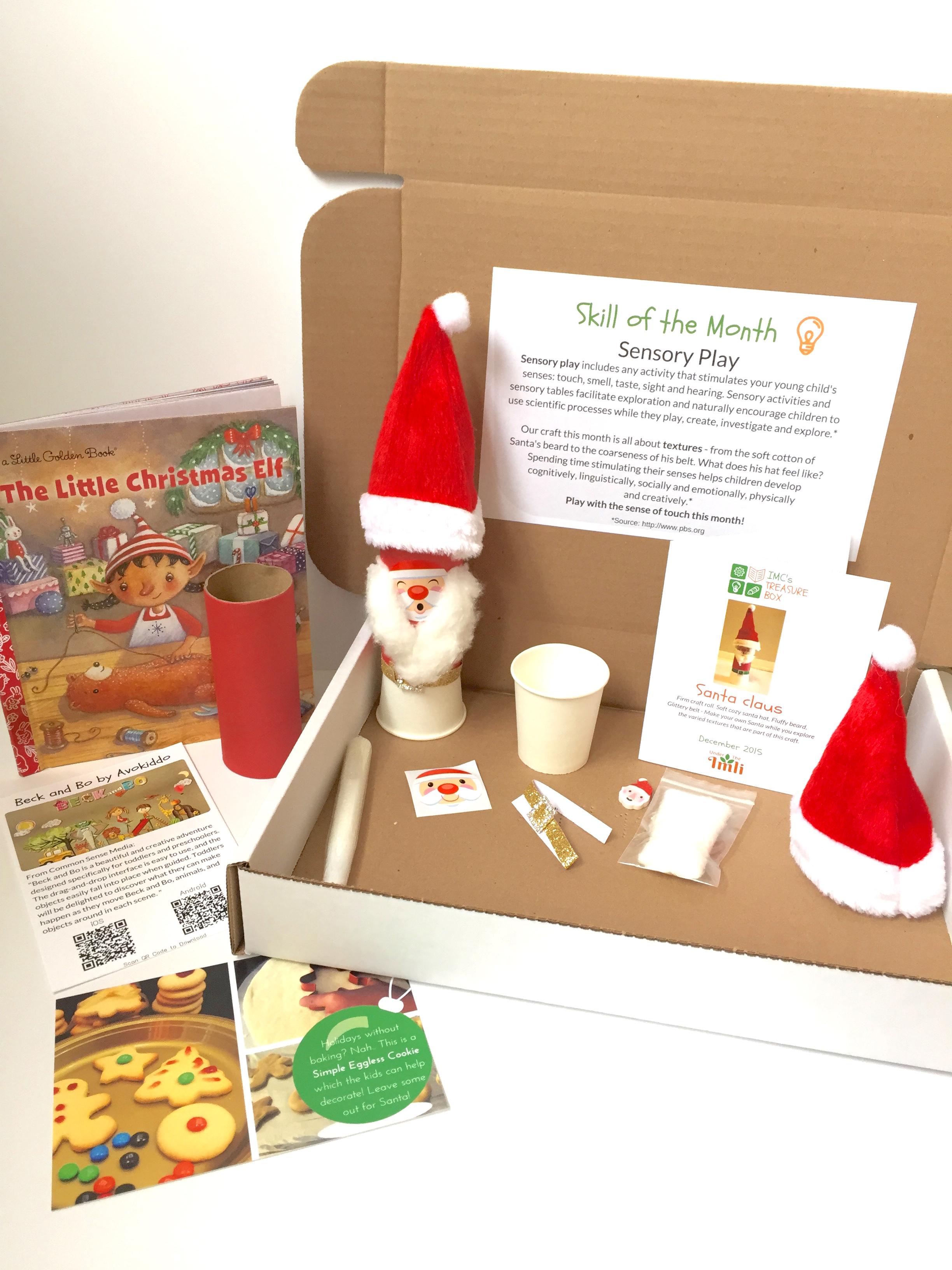 IMC's Treasure Box December Imli Box