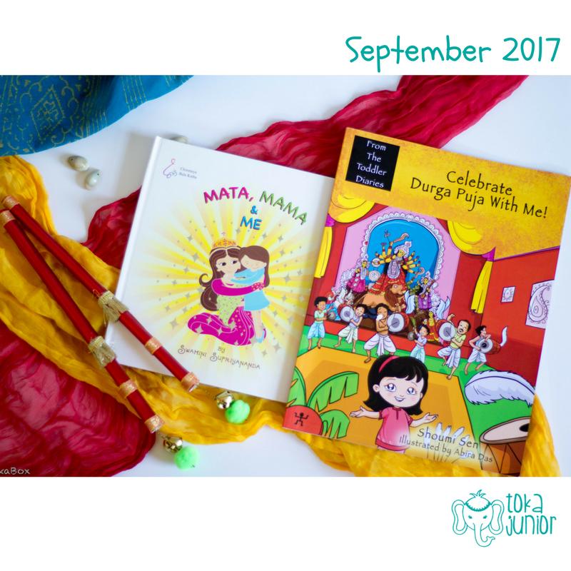 Navratri Crafts for Preschoolers