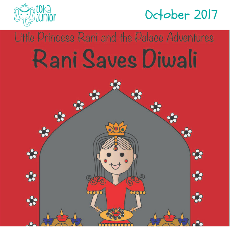 Diwali Books for Preschoolers
