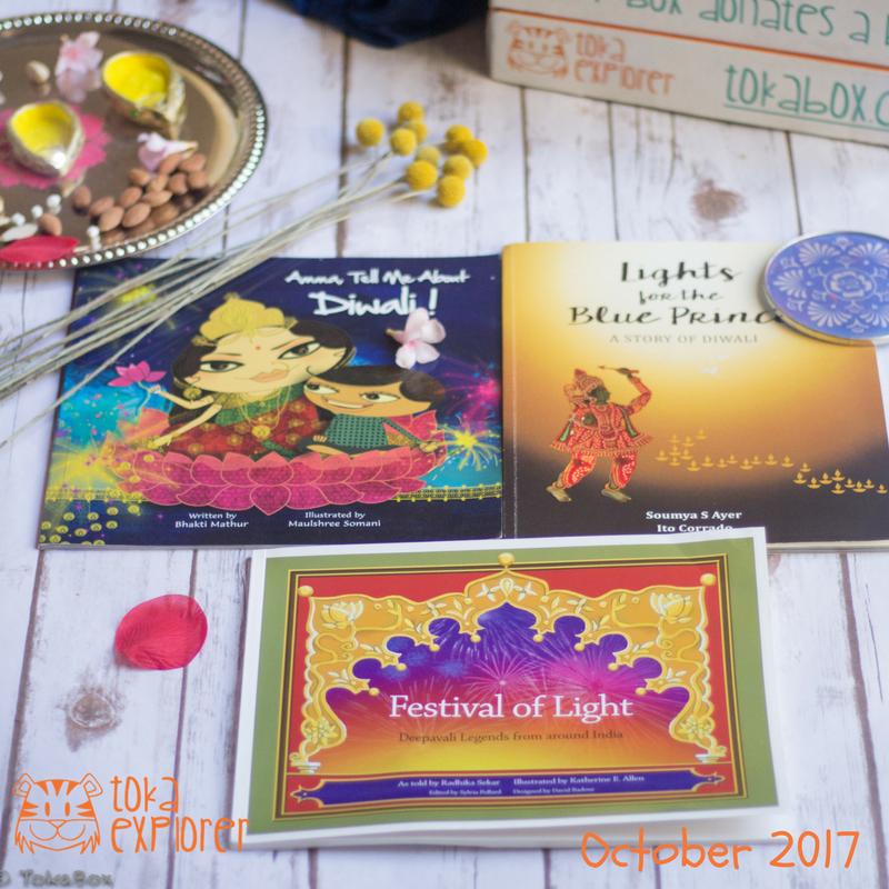 Diwali Books for Children