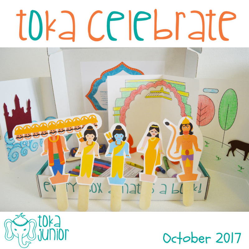 Diwali Arts and Crafts for Preschoolers