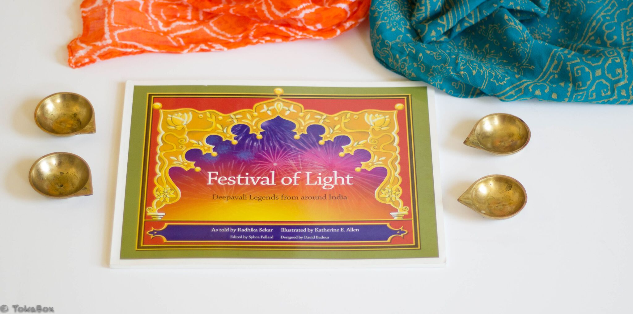 Festival of Light (Deepavali Legends from Around India)